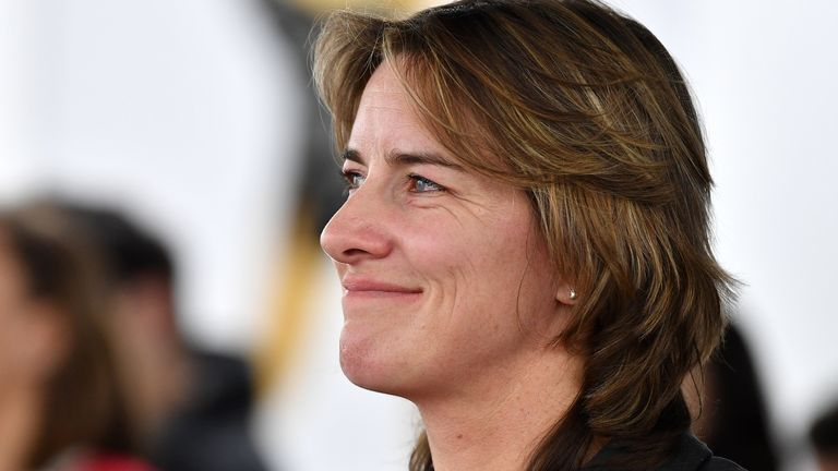 Chair of UK Sport, Katherine Grainger, says athletes do not need distractions as everyone waits on how coronavirus may affect Tokyo 2020