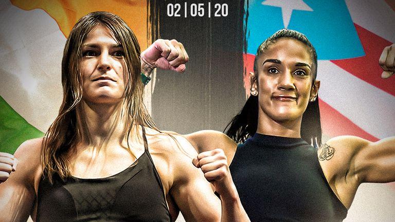 Taylor vs Serrano 'the best women's fight ever'