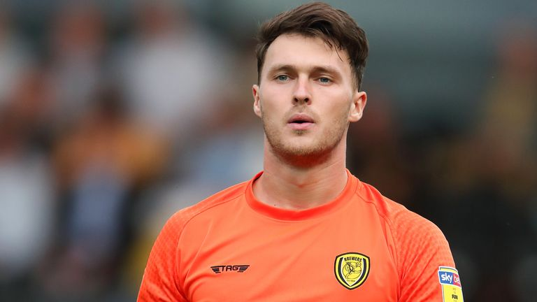 Kieran O'Hara has been charged with violent conduct by the EFL