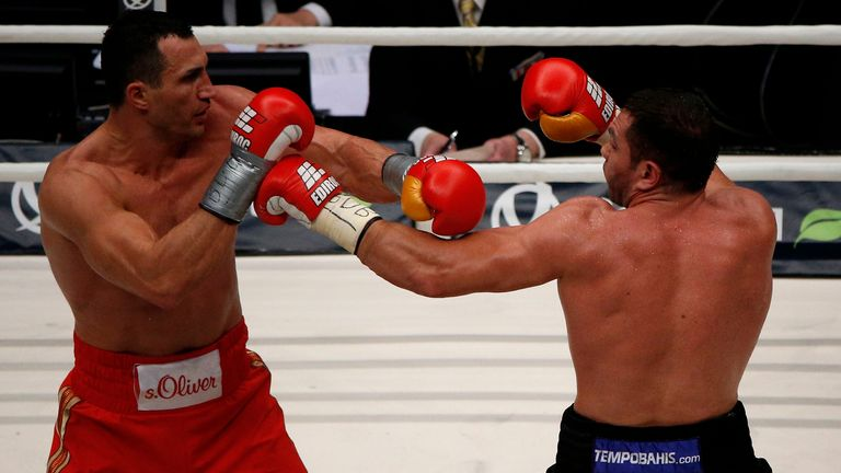 Pulev's only defeat came against Klitschko in 2013