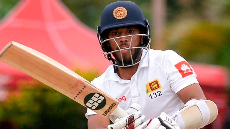Kusal Mendis top-scored with 63 as Sri Lanka began their bid to level the Virtual Test series against England