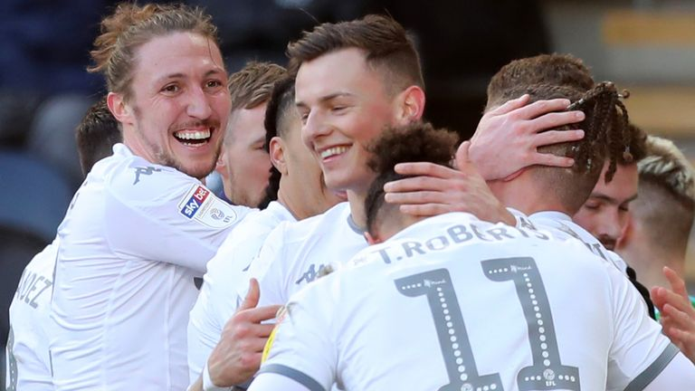 Leeds United will take on Cardiff and Fulham live on Sky as they resume their bid to reach the Premier League