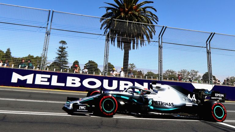 F1 2021 plans taking shape with Australian GP planned to start