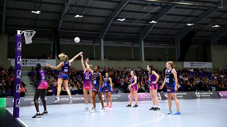 Just three full rounds, and two further matches, were played of the Superleague season prior to its suspension (Credit: Ben Lumley)