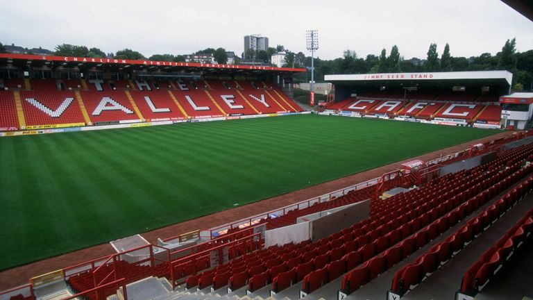 The Valley Stadium