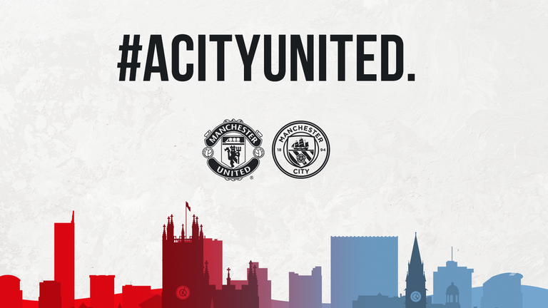 Manchester United and Manchester City