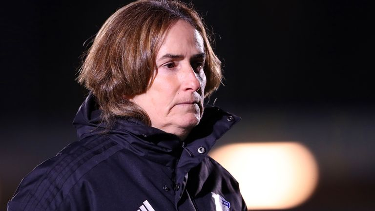 Marta Tejedor has left Birmingham after just over a year in charge