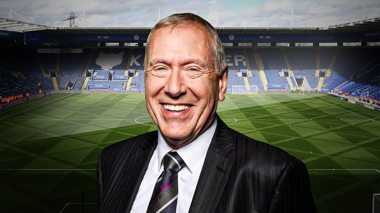 Martin Tyler remembers Filbert Street whenever he goes to the King Power