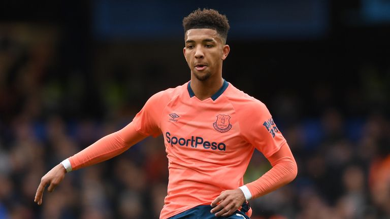 Holgate has made the left centre-back position his own this term