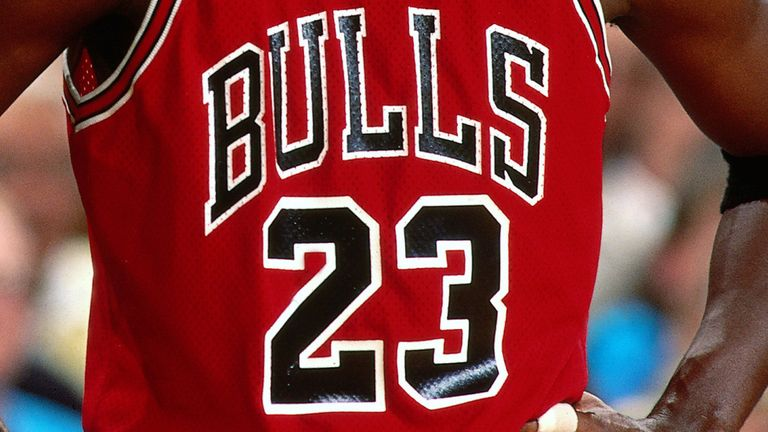 Most iconic NBA numbers: #23 – Michael Jordan and LeBron James ...