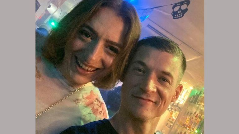 Naomi Reid, Gary Ginnaw, Charlton Invicta