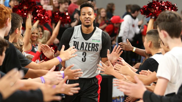The NBA has cautioned its players to reduce contact with fans and strangers.