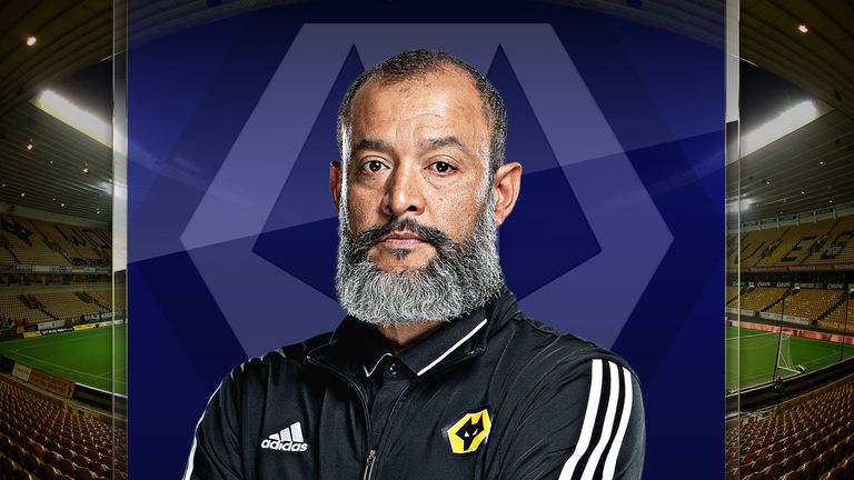 Wolves manager Nuno Espirito Santo is being tipped for the very top