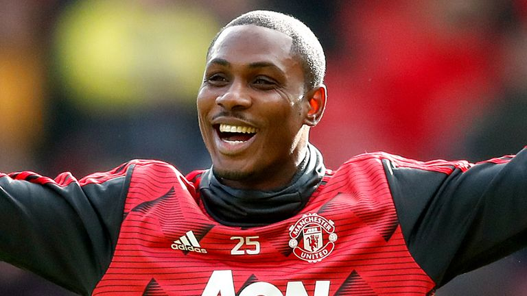 Odion Ighalo is set to stay at Old Trafford until January 31, 2021