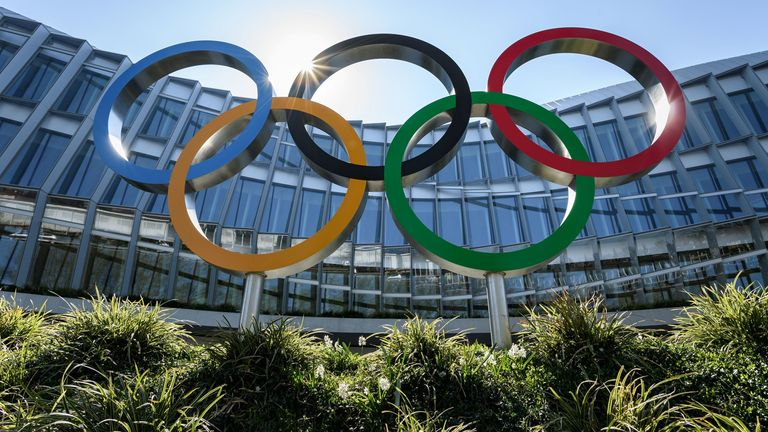 The Olympics has been pushed back by one year