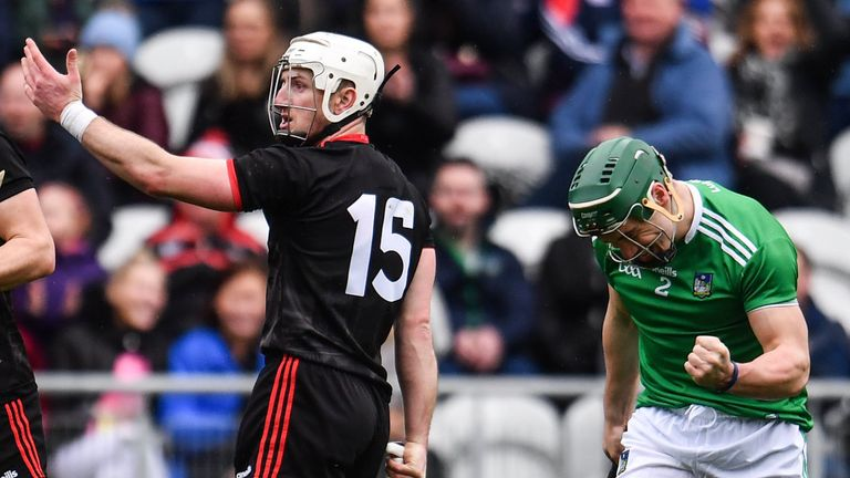 The Rebels fell to Limerick in a shootout