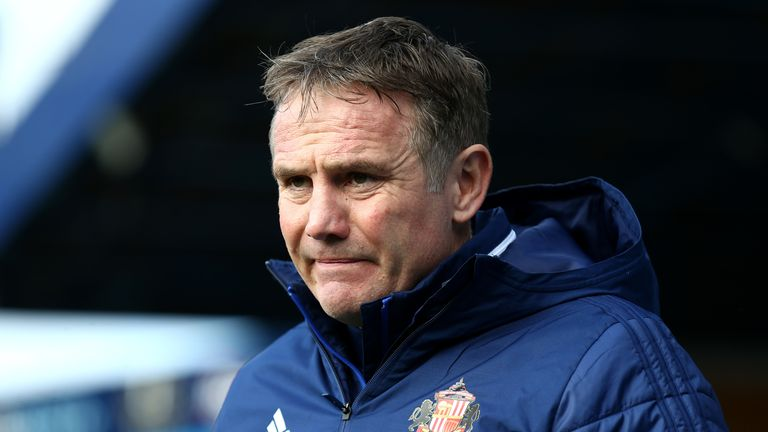Phil Parkinson was disappointed with his side's start