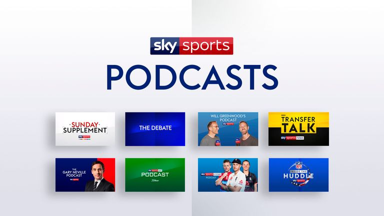 SKY SPORTS PODCASTS