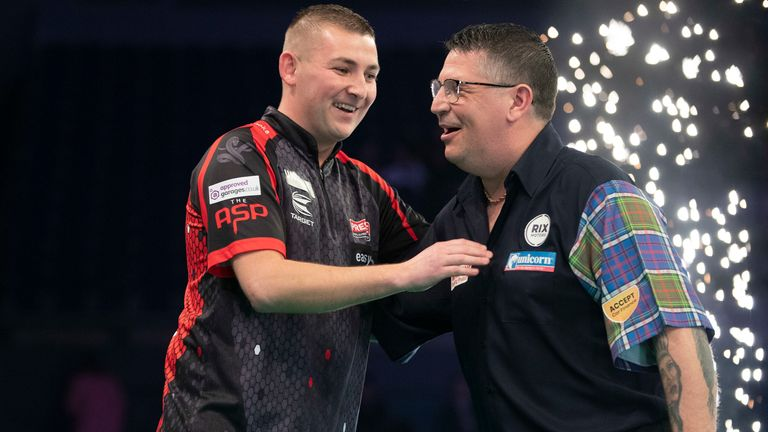 Aspinall and Anderson are two of the favourites for the coveted Home Tour crown
