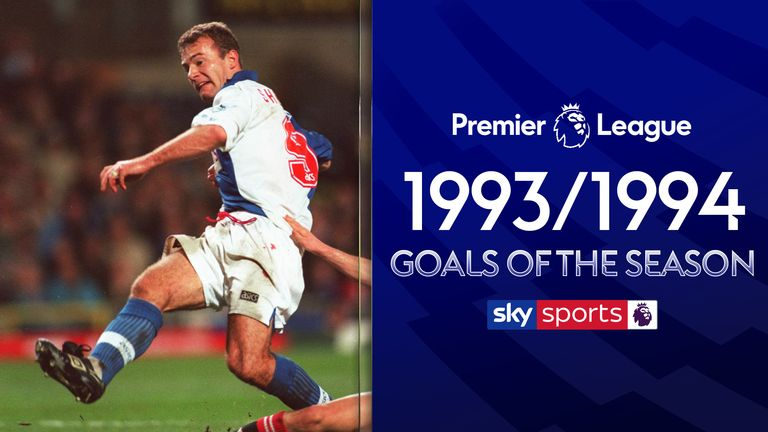 Premier League Goals of the Season | 1992/1993