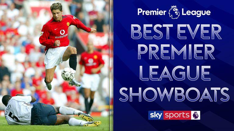 Premier League best showboats