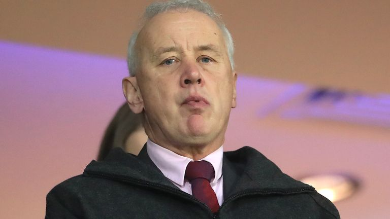 "EFL chairman Rick Parry says Championship clubs will need ""to play a significant number of matches over a relatively short period of time""."