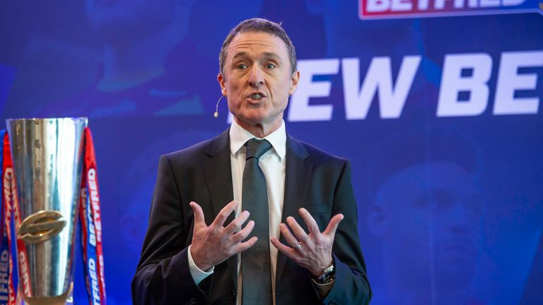 Super League's chief-executive Robert Elstone has held talks with all clubs this week to discuss the impact coronavirus is having on the sport