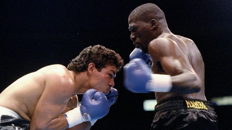 Floyd Mayweather's Uncle and Former Trainer Roger Mayweather Dead at 58