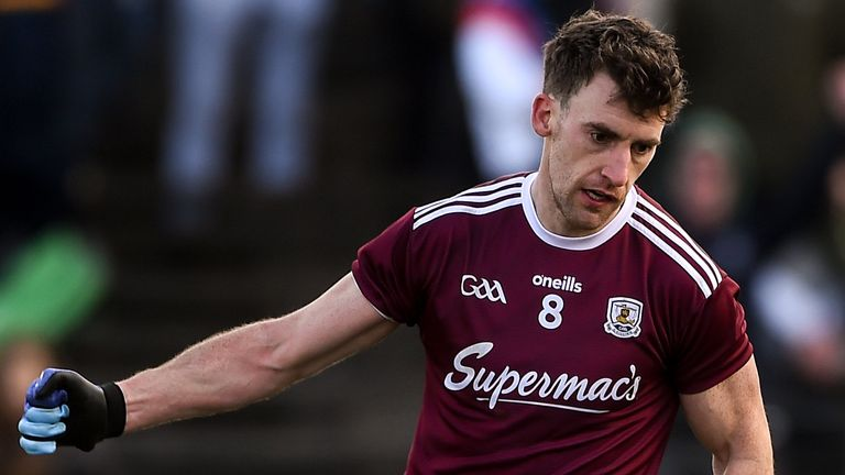 Ronan Steede has been central to Galway's searing start to 2020