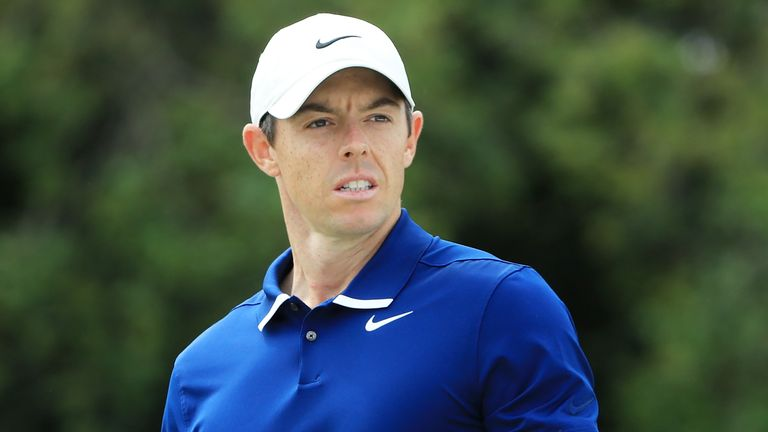 McIlroy finished four shots behind Tyrrell Hatton