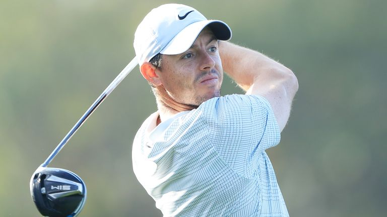 McIlroy is chasing a second win of the PGA Tour season