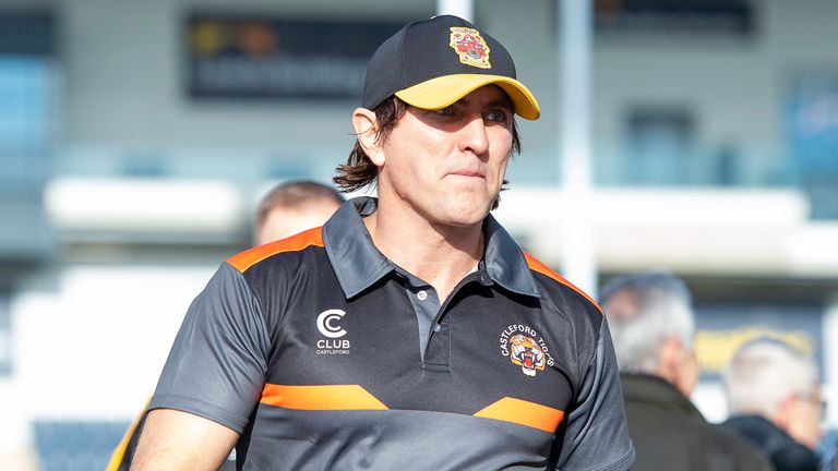 Ryan Sheridan has had a career in coaching following his retirement from playing