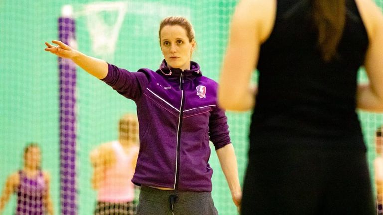 Sara Bayman's Lightning have won one and lost two of their opening three games this season