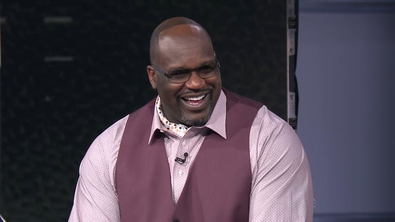 Shaquille O'Neal Hair bet