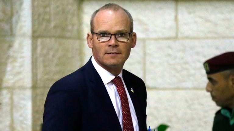 Irish deputy Prime Minister Simon Coveney says Cheltenham should not have gone ahead