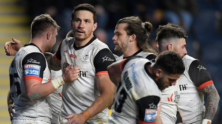 Sky Sports Rugby League expert Jon Wells says he is shocked at the Toronto Wolfpack's withdrawal from the remainder of the 2020 Super League season