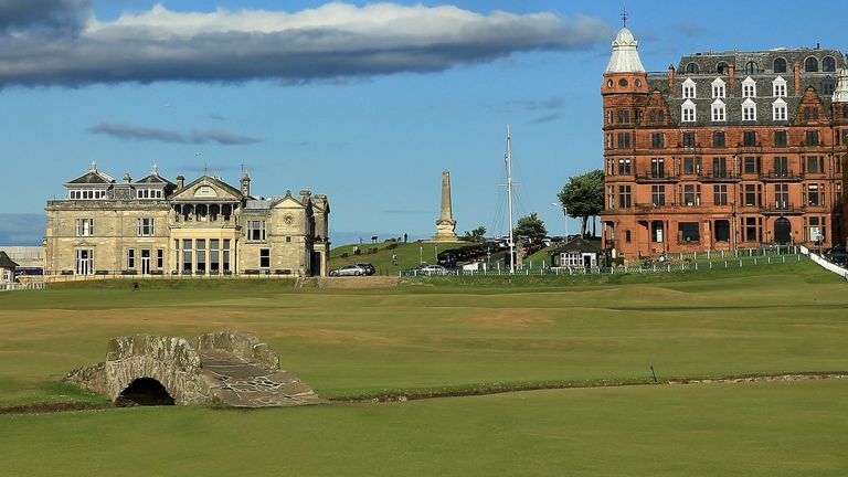 Golf courses across the UK and Ireland are closed for the foreseeable future