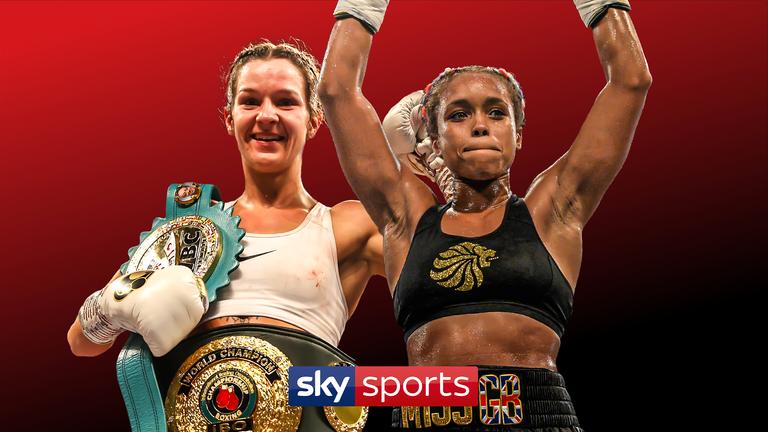Terri Harper defends her WBC super-featherweight title against Natasha Jonas