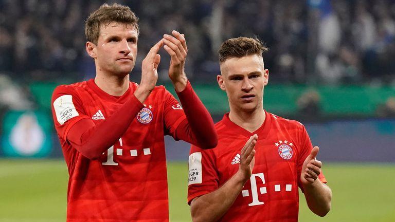 Bayern Munich Borussia Dortmund Among Top German Clubs Giving 18m To Struggling Rivals Football News Sky Sports