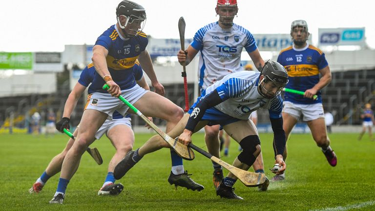 The Premier held off a spirited Waterford challenge