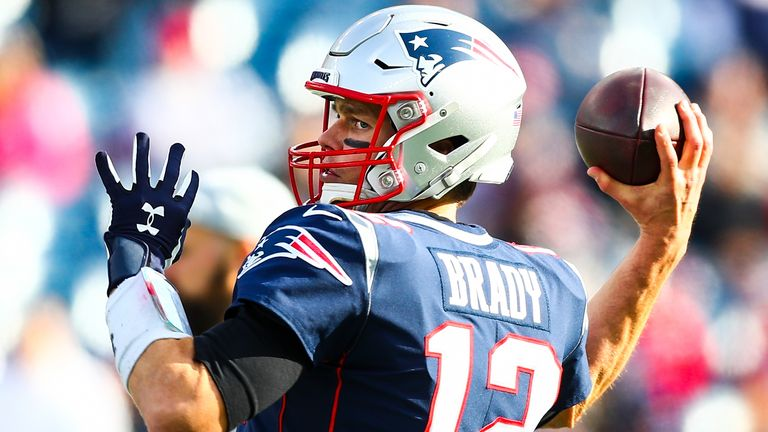 Who Will Replace Tom Brady As New England Patriots Quarterback Nfl News Sky Sports
