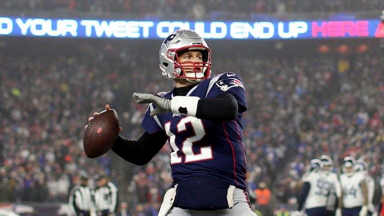 Tom Brady spent 20 seasons with New England