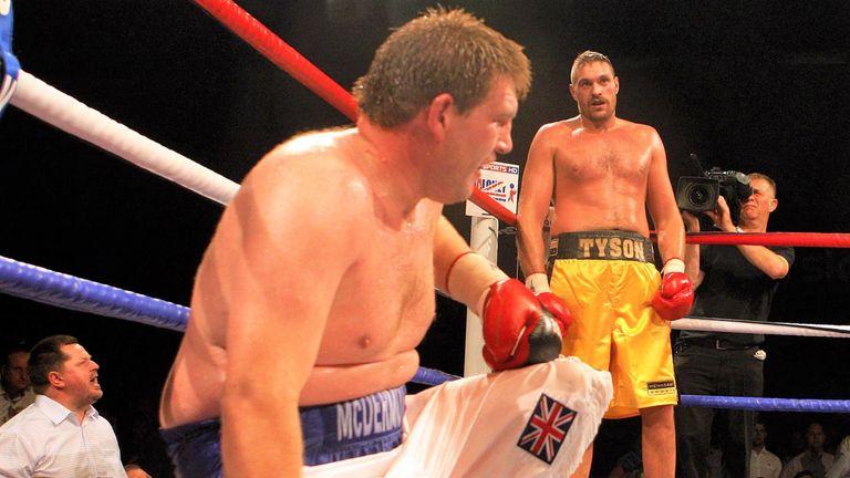 Tyson Fury, John McDermott