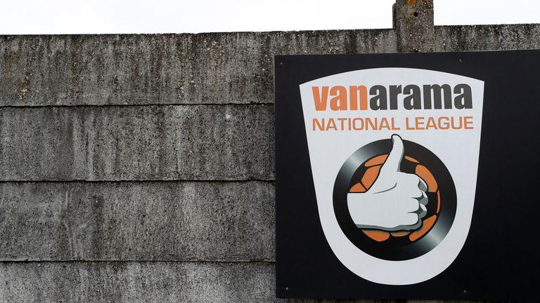 The Vanarama National League
