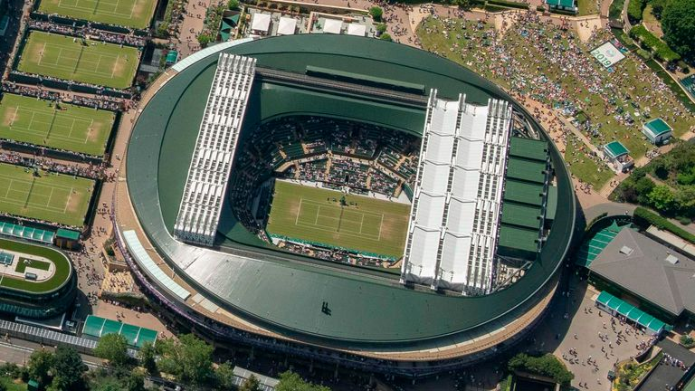 Wimbledon will monitor the Coronavirus situation ahead of this summer's tournament