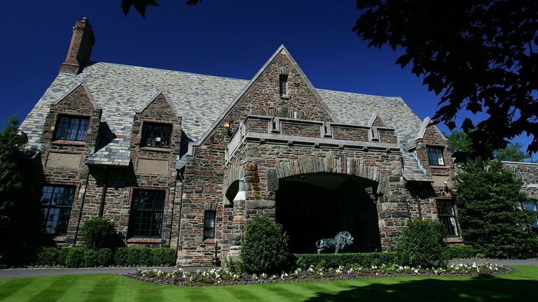 Winged Foot Golf Club has hosted the US Open five times and the PGA Championship once