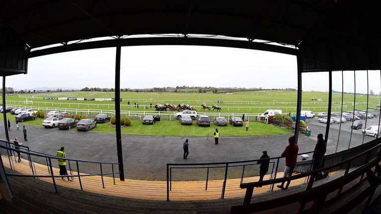 Racing behind closed doors at Thurles