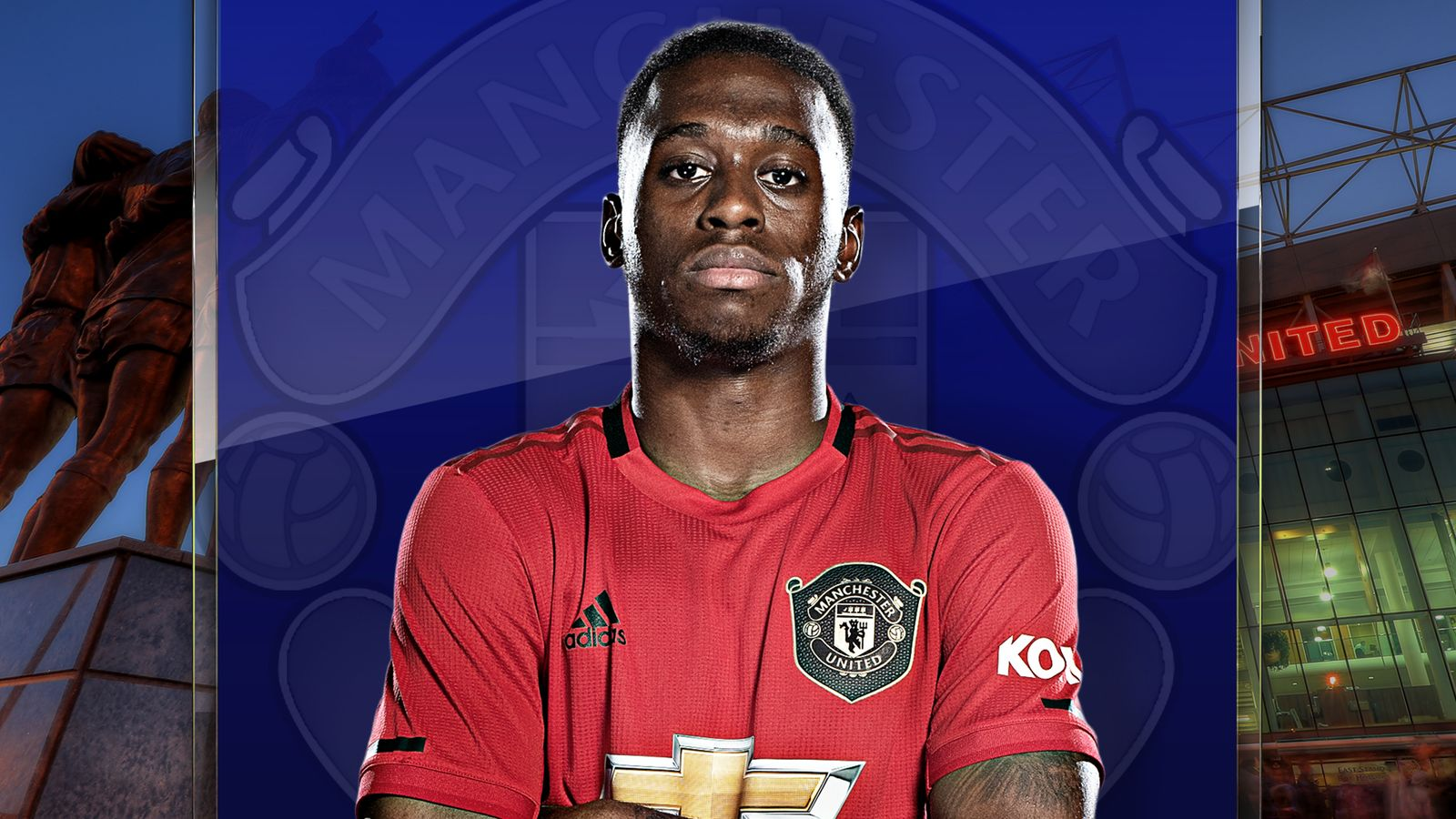 Aaron Wan-Bissaka showing signs of becoming complete full-back for Manchester United