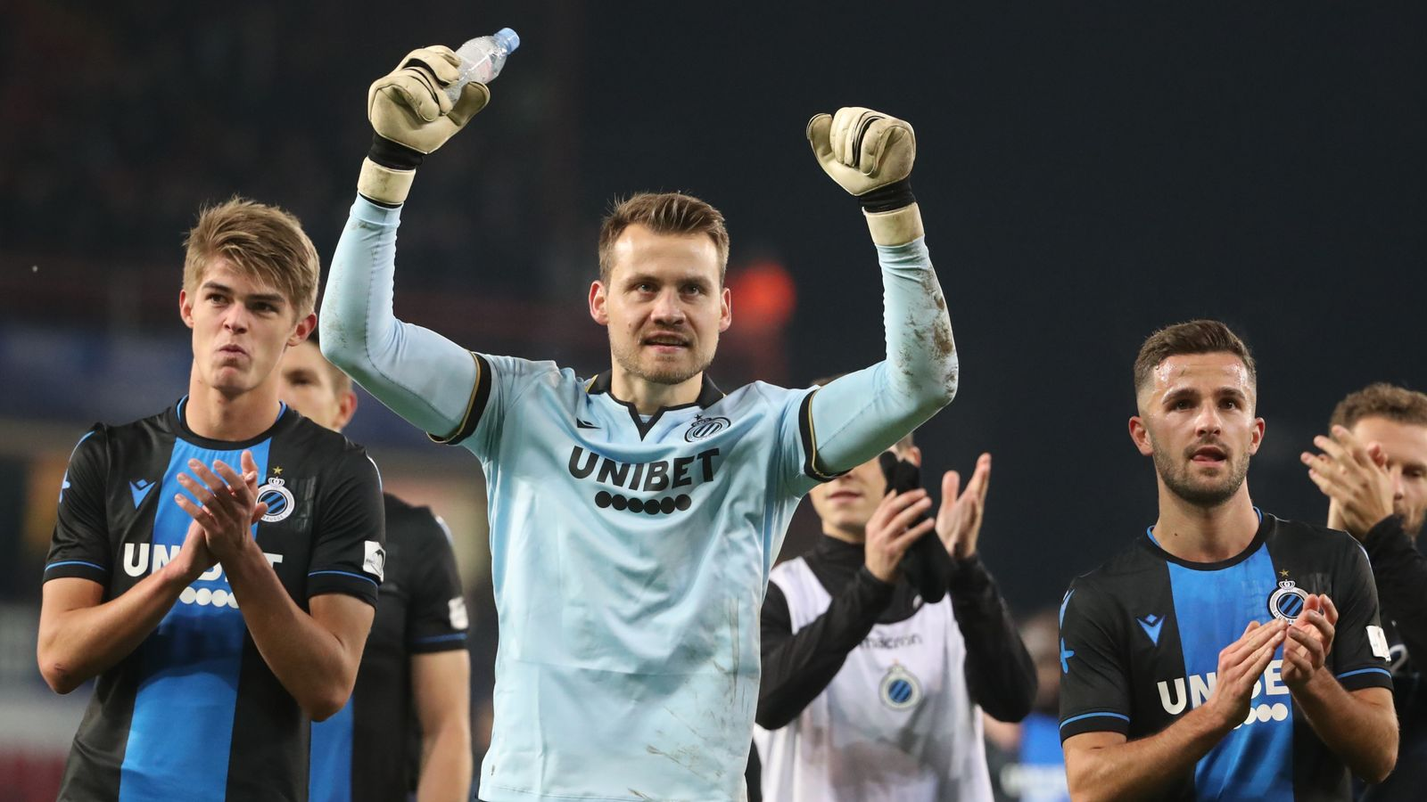 Club Brugge formally declared Belgian champions
