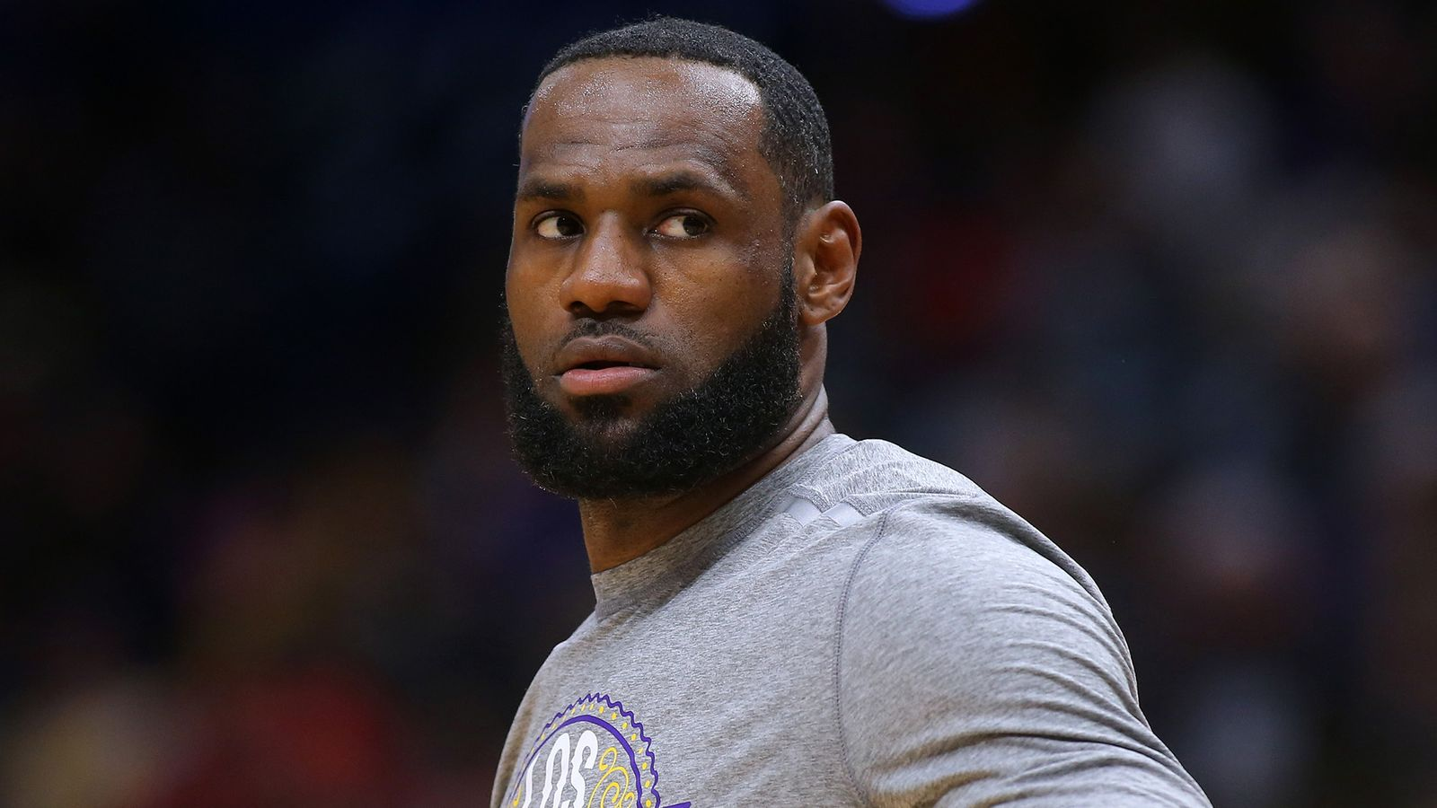 LeBron James has been holding private workouts with teammates?